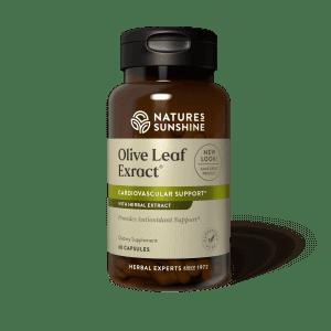 Nature's Sunshine Olive Leaf Extract