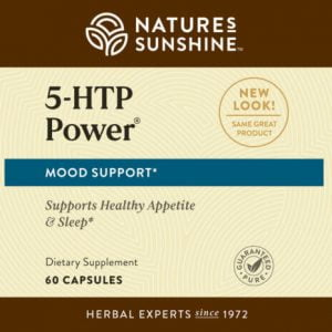 5-HTP Label