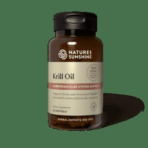 Nature's Sunshine Krill Oil