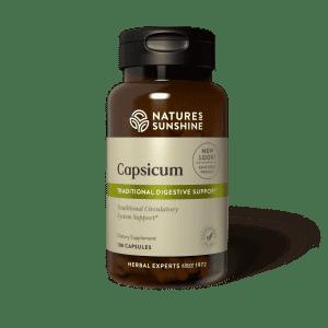 Nature's Sunshine Capsicum