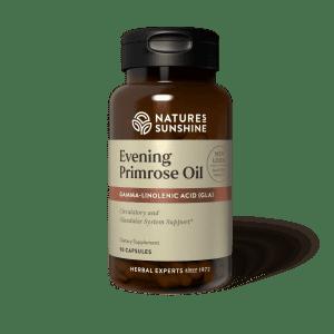 Nature's Sunshine Evening Primrose Oil