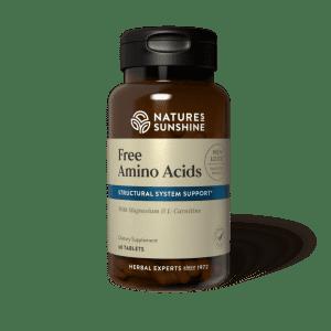 Nature's Sunshine Free Amino Acids