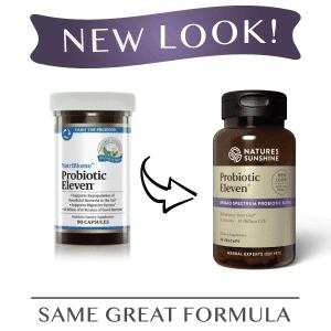 Nature's Sunshine Probiotic Eleven