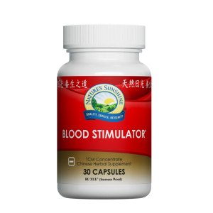 Nature's Sunshine Blood Stimulator TCM