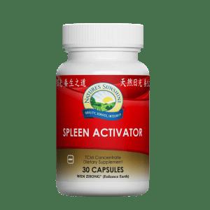 Nature's Sunshine Spleen Activator