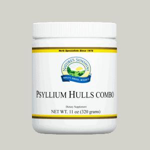 Nature's Sunshine Psyllium Hulls Combo