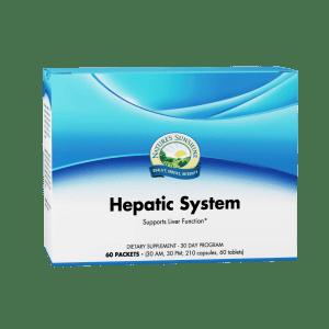 Nature's Sunshine Hepatic System