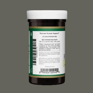 Nature's Sunshine Herbal Sleep Right Label