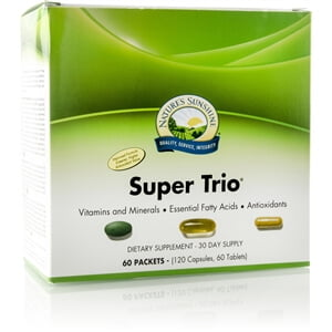 Nature's Sunshine Super Trio