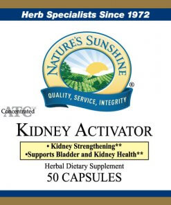 Nature S Sunshine Kidney Activator