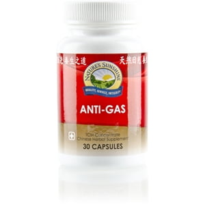 Natures Sunshine Anti-Gas