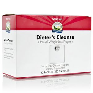 Natures Sunshine Dieters Cleanse