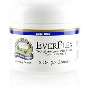 Natures Sunshine Everflex Pain Relief Cream