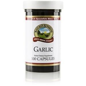 Nature's Sunshine Garlic