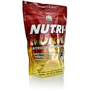 Natures Sunshine Nutri-Burn Vanilla