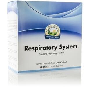 Natures Sunshine Respiratory System