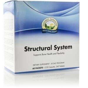 Natures Sunshine Structural System