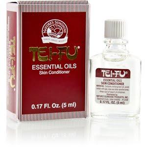 Natures Sunshine Tei-Fu Essential Oils Skin Conditioner