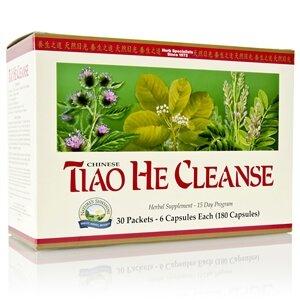 Natures Sunshine Tiao He Cleanse