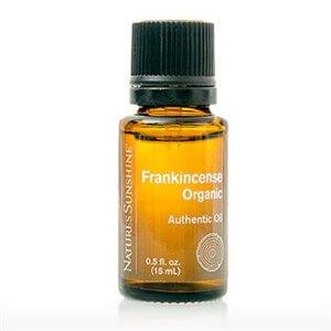Natures Sunshine Frankincense Essential Oil