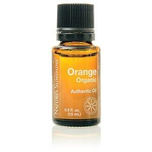 Nature's Sunshine orange
