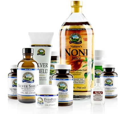 Nature S Sunshine Nutritional Health Products